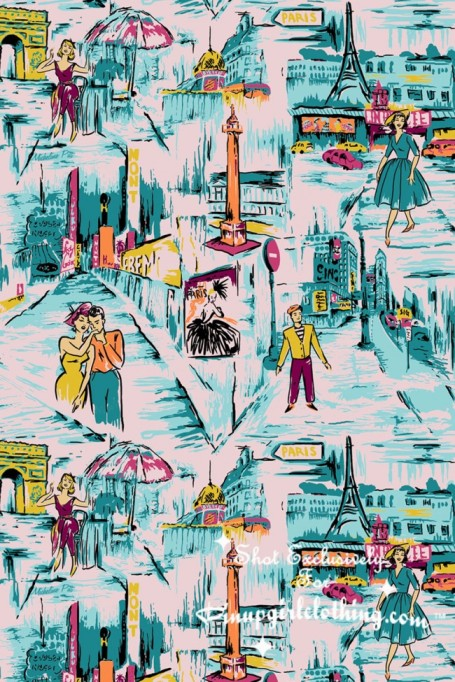 PARIS PRINT CLOSEUP